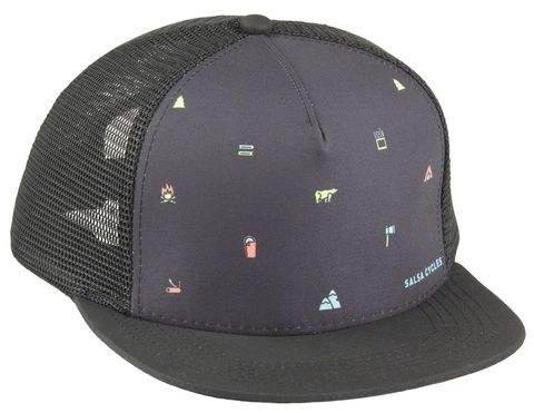 Salsa Out There Trucker Hat Grey