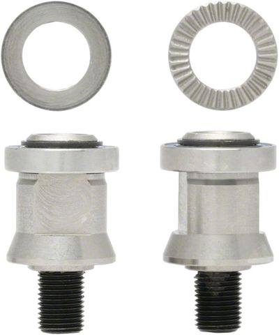 Surly Hitch Mount Nuts 10x1 Solid Axles