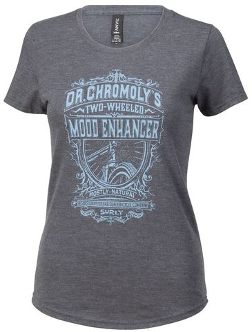 Surly DrChromoly's Elixir T-Shirt SM-wom