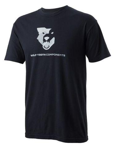 Wolf Tooth Logo-t-shirt SM
