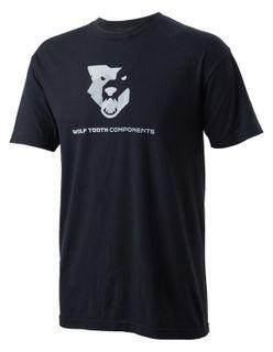Wolf Tooth Logo-t-shirt XL