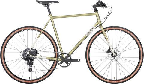 All-City Super Pro Bike Apex1 55cm