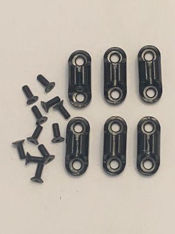 Bombtrack Arise Cable Guide 6 piece