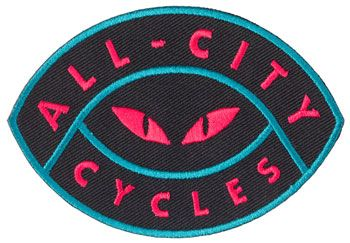 All City Night Claw Patch
