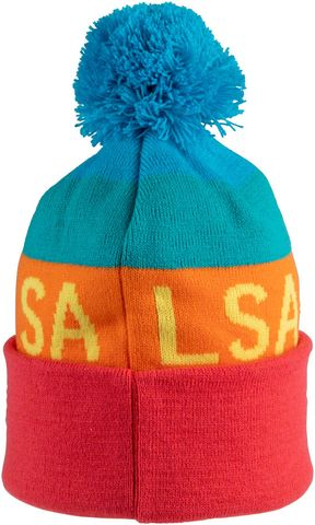 Salsa Beargrease Block Fade Beanie