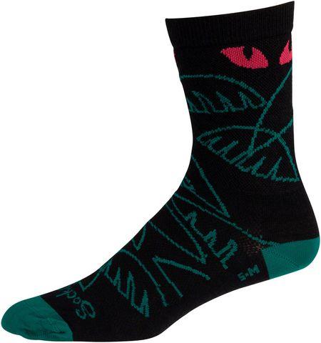 All City Night Claw Wool Sock LG/XL