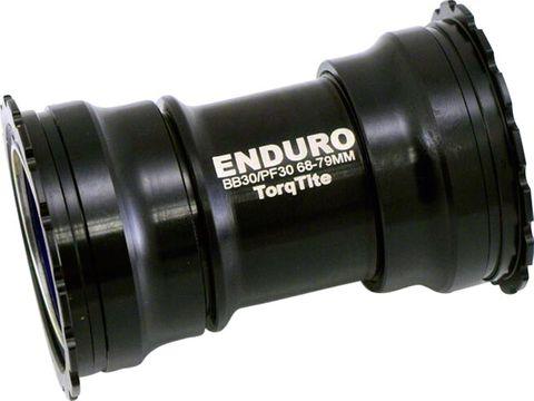Enduro A/C S/S PF30 TT BB Black