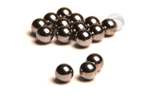 Enduro 7/32 Grade 25 Steel Balls 100