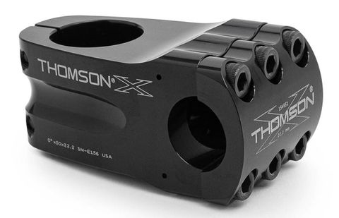 Thomson Elite 50x0x22.2 Black BMX Stem