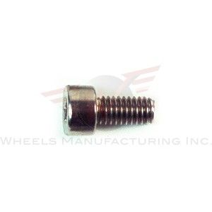 Wheels MFG M5x8 Socket Hd Cap SS 10pce