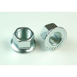 Wheels MFG Axle Nut, 9.5x24 25pce