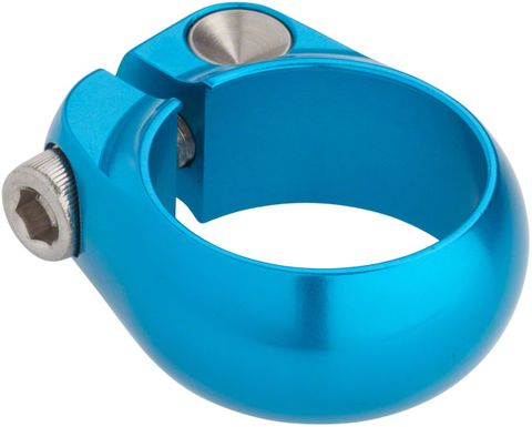 Salsa Lip-Lock Seat Collar 35.0 Teal