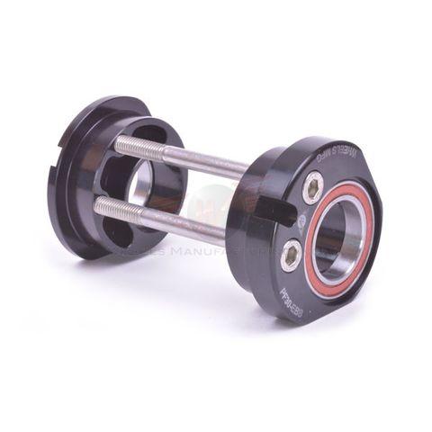 Wheels MFG Eccentric BB PF30-24/22 BLACK