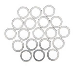 Wheels MFG C/ring Mid 0.6mm spacer (20)