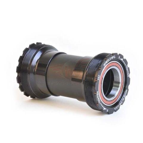 Wheels MFG T47 A/C BB Shimano Black