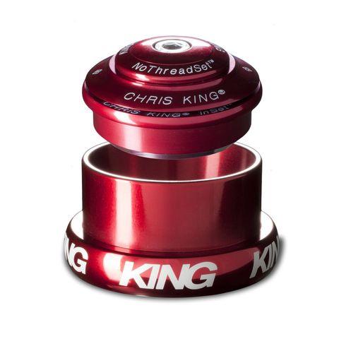 Chris King i3 Red 44-49mm 11/8+1.5 tape