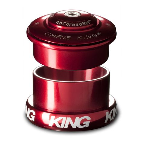 Chris King i5 Red 49mm 1-1/8>1.5 Tapered