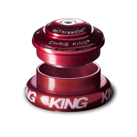 Chris King i7 Red 44mm 1-1/8>1.5 taper