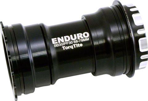 Enduro A/C S/S BBright > 24mm TT Black