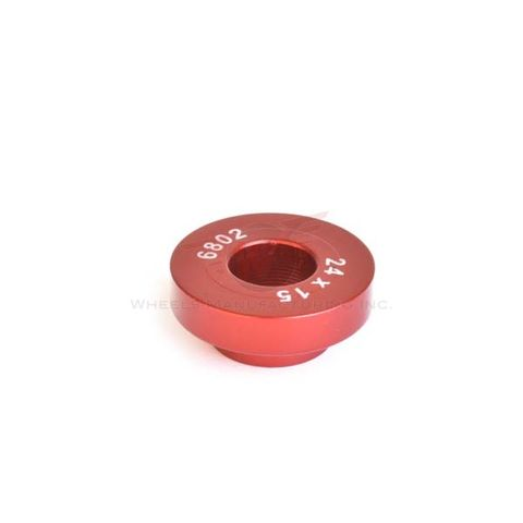 Wheels MFG 6802 Open Bore Adapter