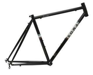 Soma Smoothie 58cm Black Frame