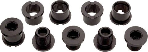 Problem Solvers Dble C/ring Bolts 8mm BL