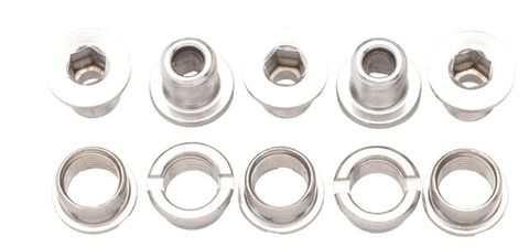 Problem Solvers Dble C/Ring Bolts Chromo