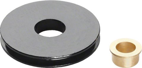 Problem Solvers Cable Pulley Alum Black