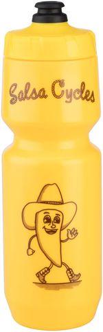 Salsa Water Bottle Pepperman Mustard
