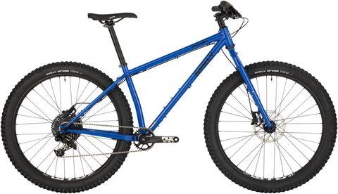 Surly Karate Monkey 27.5 Bike XL Blue
