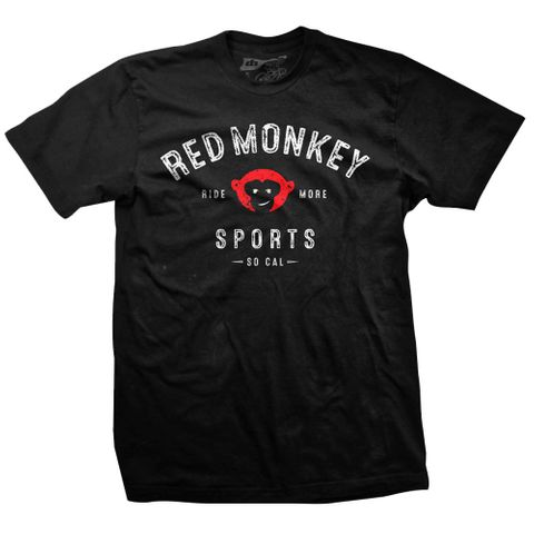 RedMonkey Ride More T-Shirt SM
