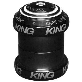 Chris King NTS Black 1.5 49mm Laser Mark