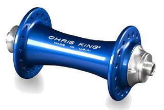 Chris King R45 24h Navy Front Road Hub