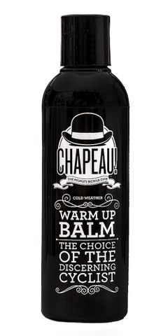 Chapeau! Warm up balm 200ml