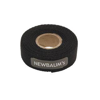 Newbaums Black Cloth Bar Tape Each