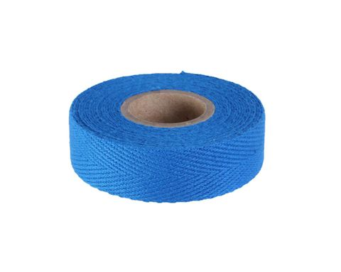 Newbaums Bright Blue Cloth Bar Tape Each