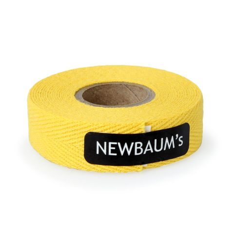 Newbaums Yellow Cloth Bar Tape Each