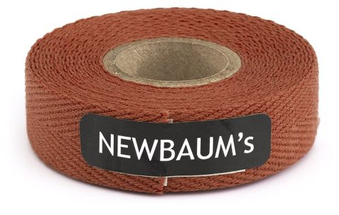 Newbaums Brown Cloth Bar tape each