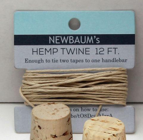 Newbaum's Hemp Twine 12ft