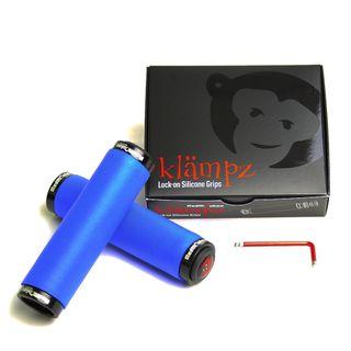 RedMonkey Klampz LockOn Silicone BLUE
