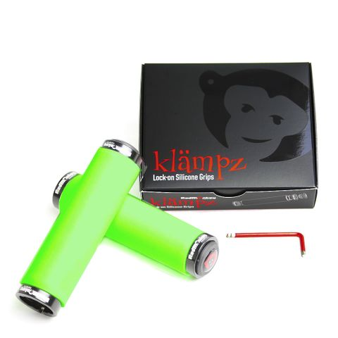 RedMonkey Klampz LockOn Silicone GREEN