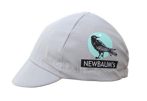Newbaum's/Walz Cycling Cap Grey LG/XL