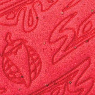 Salsa Gel Cork Bar Tape Red