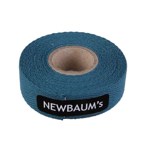 Newbaums Teal Cloth Bar Tape Each