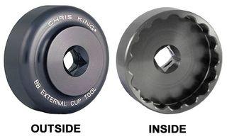 Chris King BB Cup Install Socket Tool