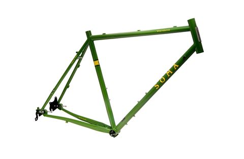 Soma Wolverine B-Type 66cm Moss Green