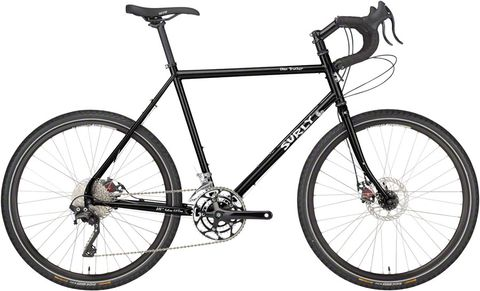 Surly Disc Trucker Bike 56cm 26 Black