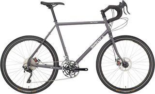 Surly Disc Trucker Bike 46cm 26 Gray