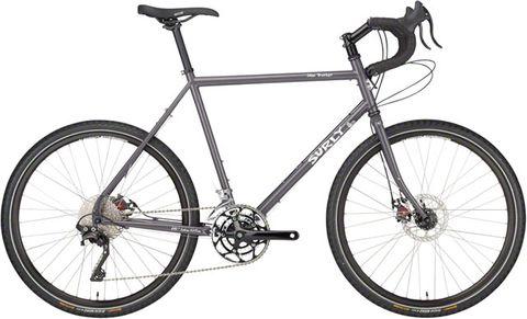 Surly Disc Trucker Bike 50cm 26 Gray