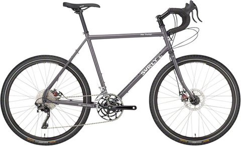 Surly Disc Trucker Bike 58cm 26 Gray